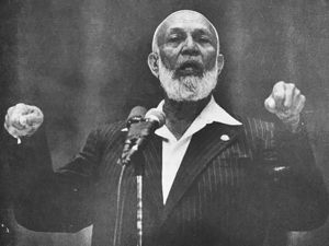 Ahmed Deedat photograph